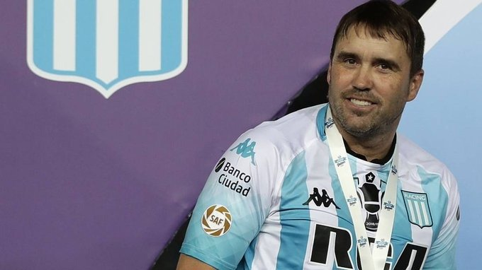 Eduardo 'Chacho' Coudet sería el nuevo entrenador del Inter de Paolo Guerrero