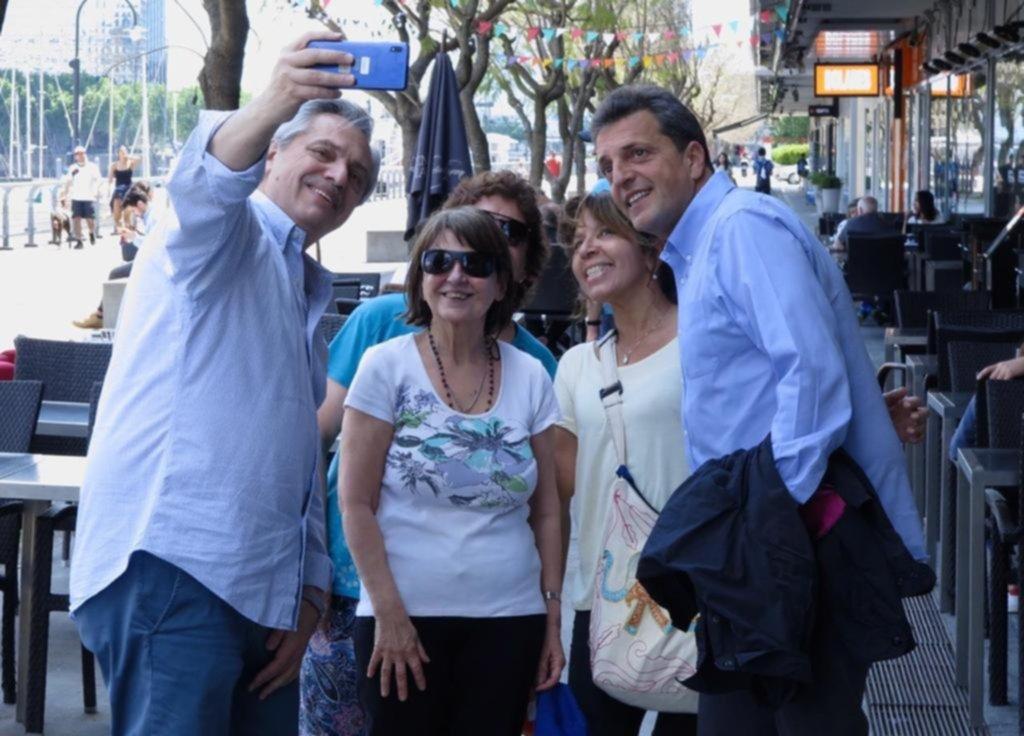 Boca de Urna: Medios nacionales dan ganador a Alberto Fernández