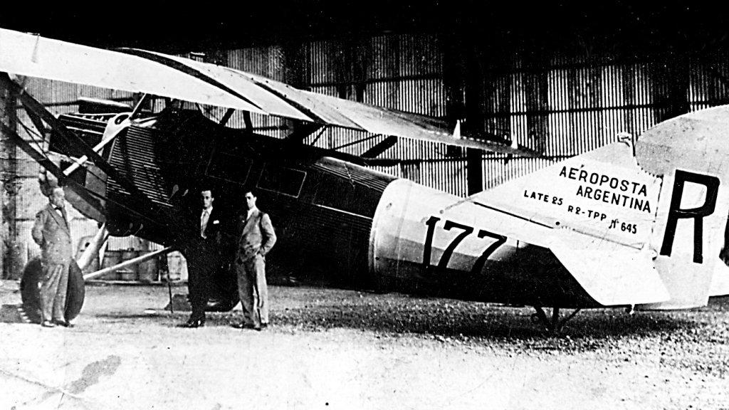 Resultado de imagen para Avión de Saint Exupéry en Aeroposta