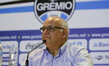"""El sábado se conocerá el fallo y Gremio confía: """"Esperamos ganar 3 a 0 y enfrentar a Boca"""""""