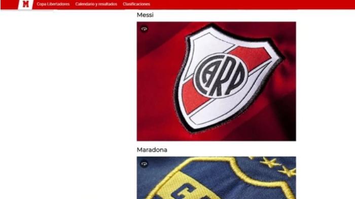 La Copa Libertadores llegó a la Argentina