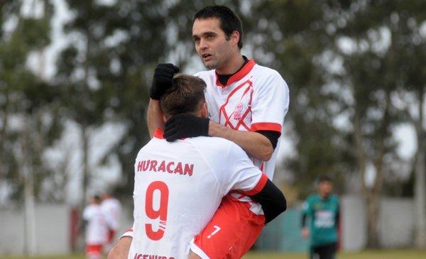 """Huracán ganó en La Loma y tiene """"Bella Vista"""" para meterse en semi - La Nueva"""