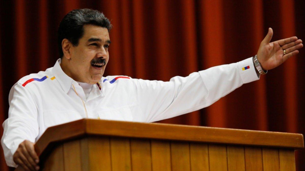 Maduro: Los chilenos no pararán hasta lograr su propio camino