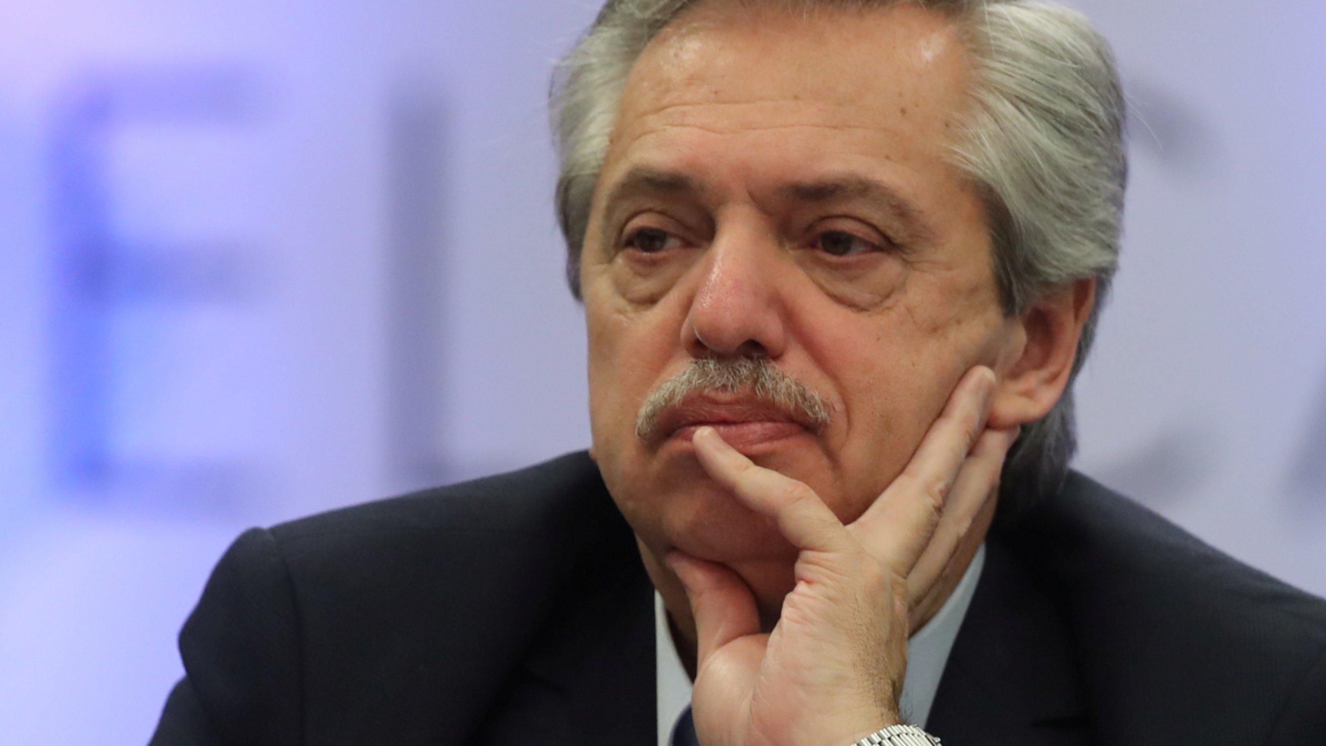 Alberto Fernández destacó reacción de un diputado Pro y criticó al Gobierno