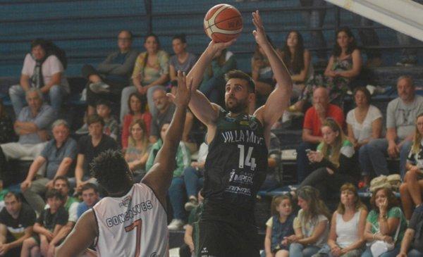 Villa Mitre volvió a la victoria ante un complicado rival - La Nueva