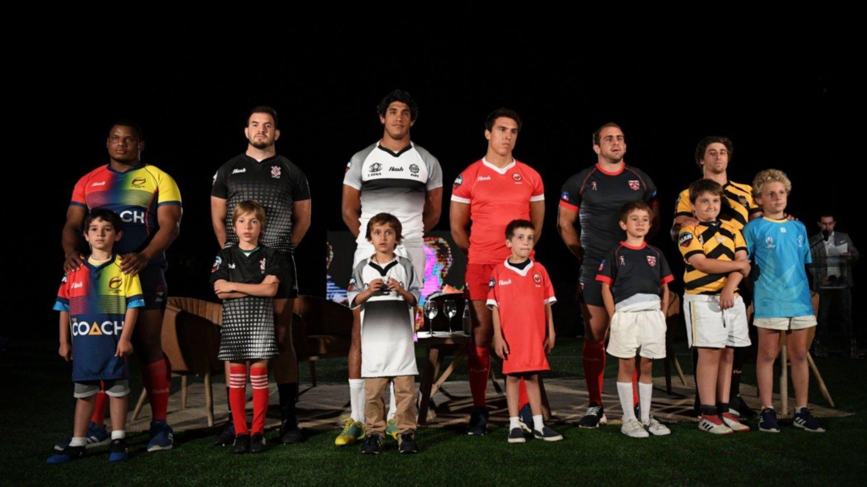 Se presenta oficialmente la Liga Sudamericana de Rugby