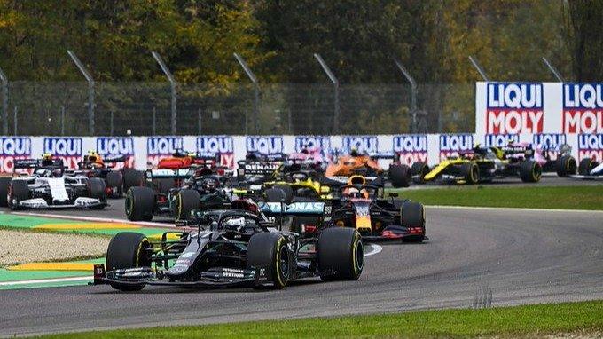 Fierro a fondo: la F1 con récord de Grandes Premios en 2021