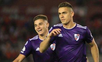 Superliga: con suplentes, River derrotó a Gimnasia La Plata y ya piensa en la final ante Boca