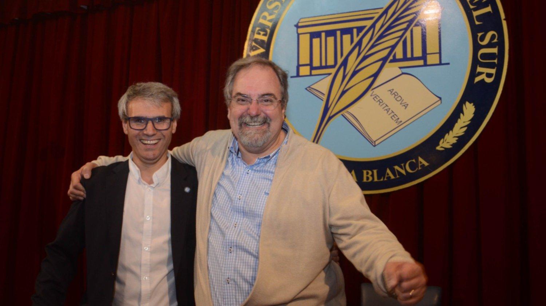 Tras unas reñidas y polémicas elecciones, Daniel Vega es el nuevo rector de  la UNS