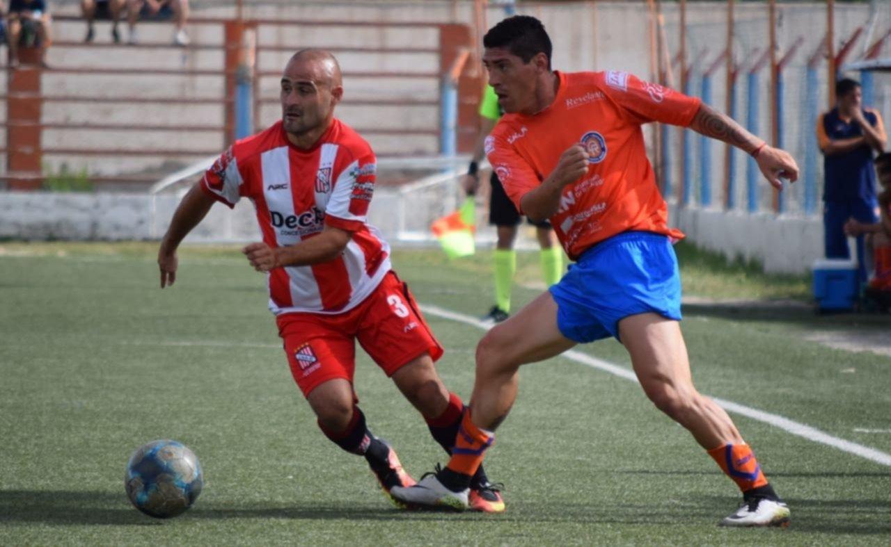Federal A: Sansinena le ganó 1-0 a Deportivo Roca y clasificó a la siguiente instancia