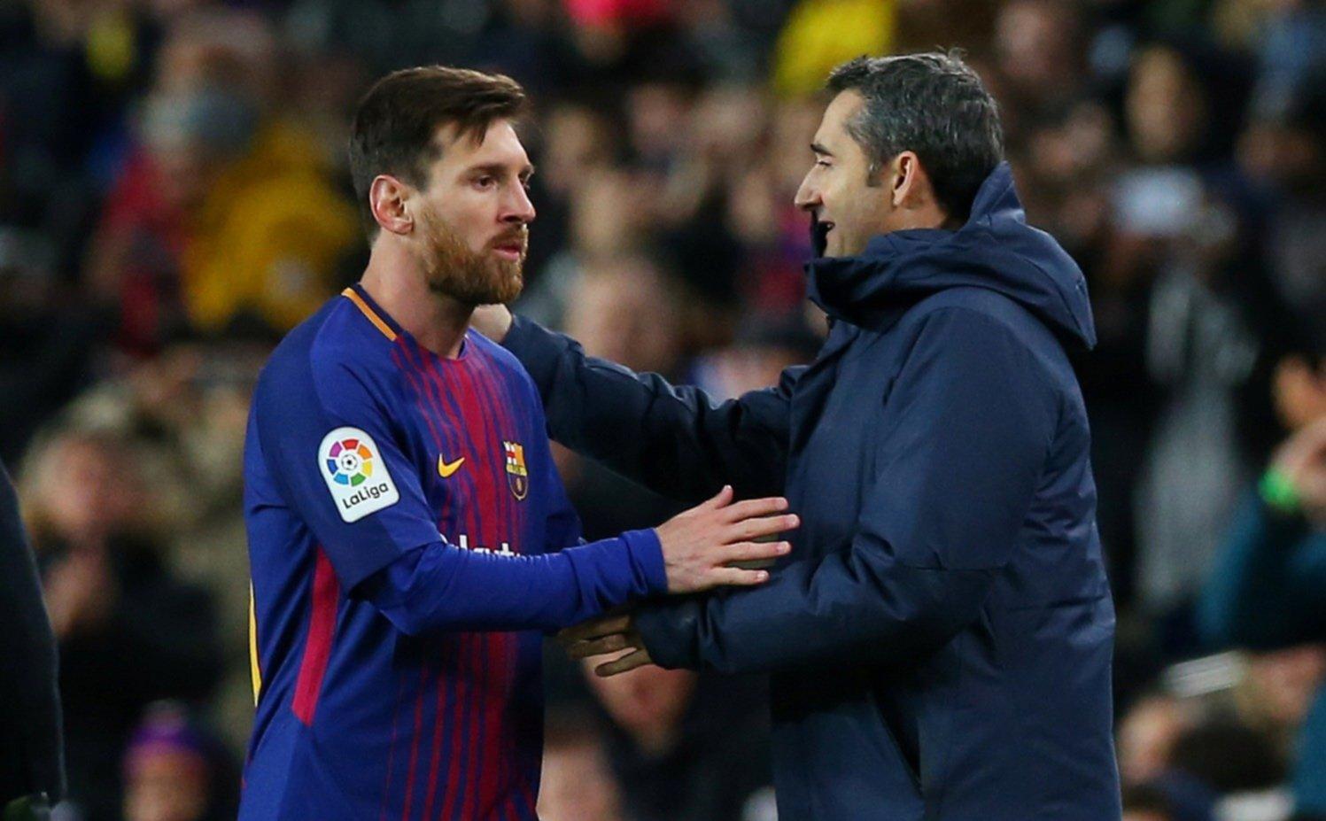 Bartomeu: Estoy preocupado por el día que Messi se retire