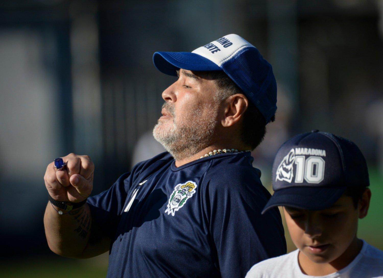 Fortísima revelación de Maradona: