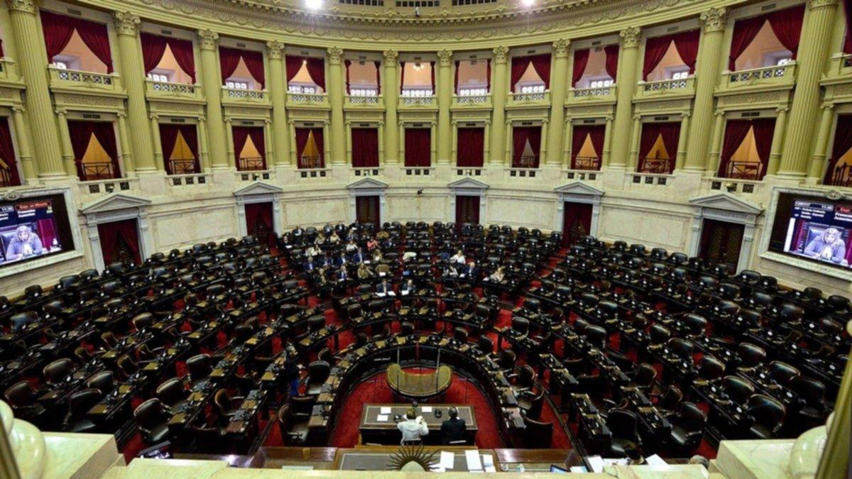 Diputados: el oficialismo logró dictamen de mayoría de proyecto de Solidaridad Social